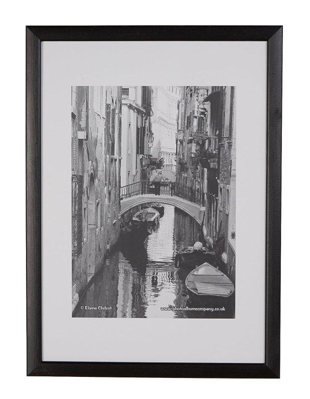 Plain Black Photo Frames Online India | Bisniswall.co