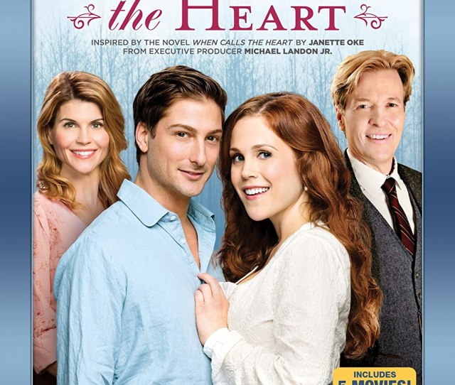 Amazon Com When Calls The Heart Year Three Daniel Lissing Erin