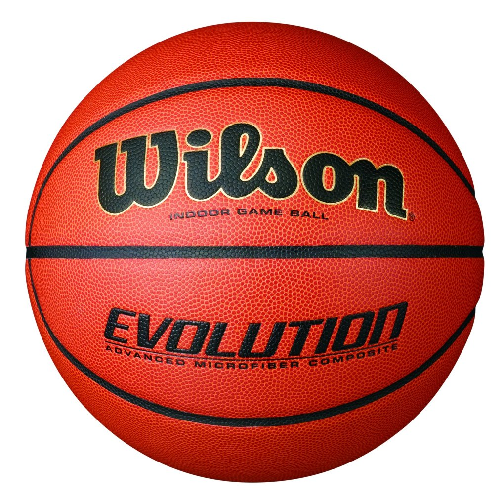 Evolution Indoor Game Basketball, Official Size (29.5