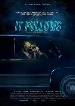 Risultati immagini per It follows poster