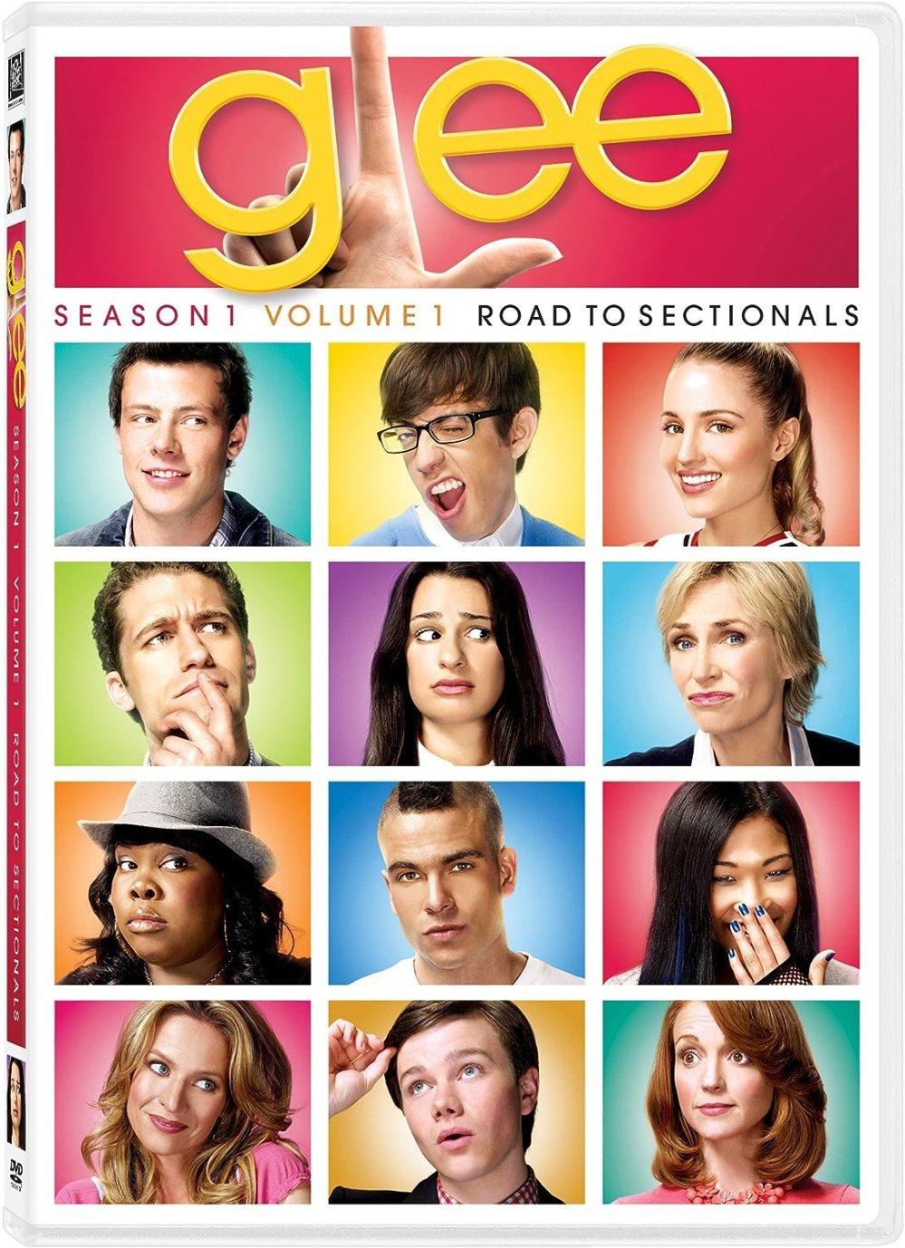 Amazon.com: Glee: Season 1, Vol. 1 - Road to Sectionals: Cory Monteith, Lea  Michele, Matthew Morrison, Jane Lynch, Dianna Agron, Jessalyn Gilsig, Chris  Colfer, Jayma Mays, Kevin McHale, Amber Riley, Mark Salling,