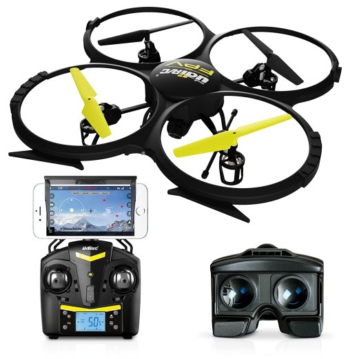 Force1 U818ADrone under $200Review