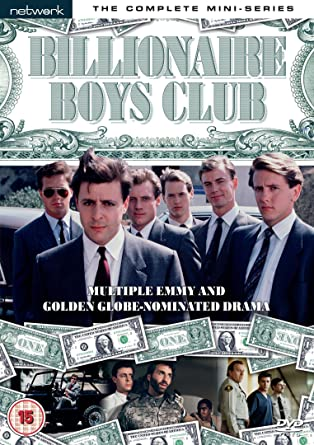 Image result for billionaire boys club movie 2018