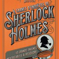 Le Carnet d'enquêtes de Sherlock Holmes : Tim Dedopulos