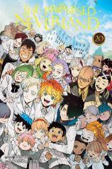 Amazon.fr - The Promised Neverland, Vol. 20 (Volume 20) - Shirai, Kaiu, Demizu, Posuka - Livres