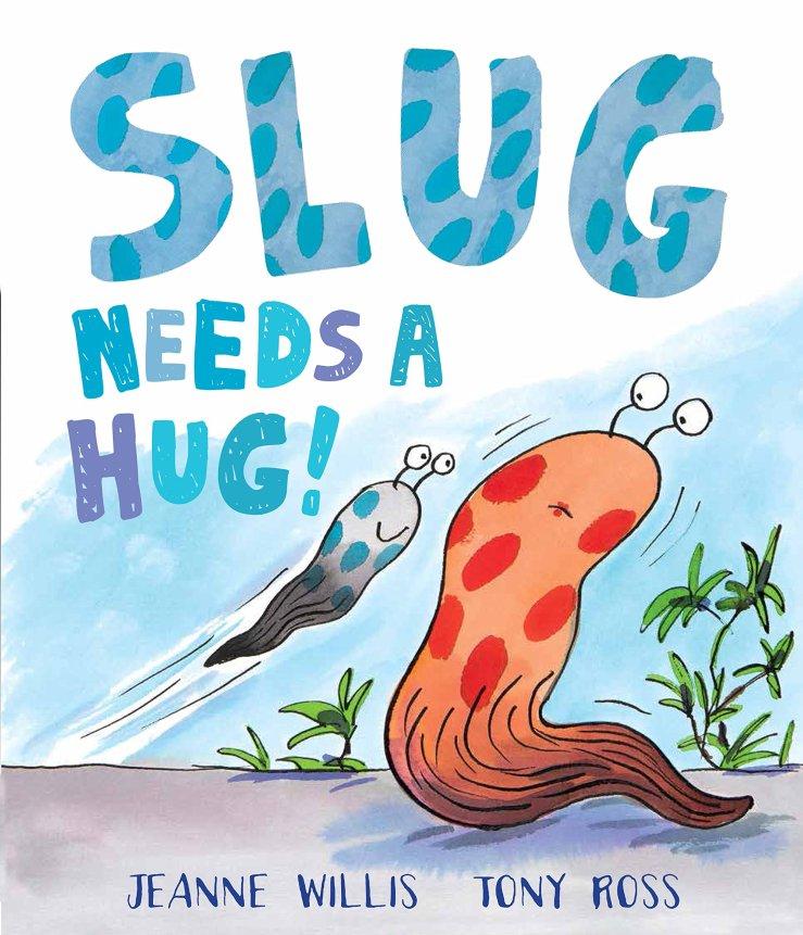 Image result for Slug needs a hug!