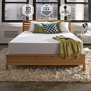Sleep Innovations Marley 10-inch