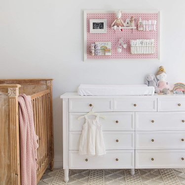 Small Nursery Ideas, Fun and Affordable Small Nursery Ideas + Gender Neutral Nursery Tips