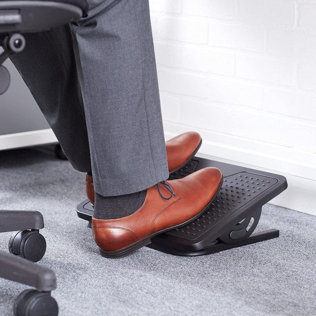 foot rest Best Office Accessories In 2020