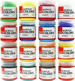 Artist Quality Acrylic Paint Set