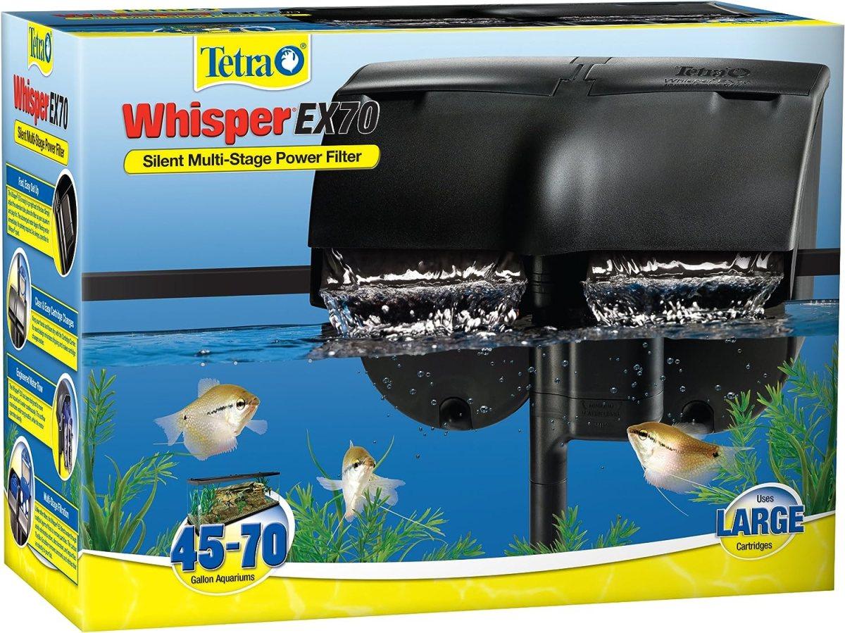 Tetra Whisper EX Silent Filter