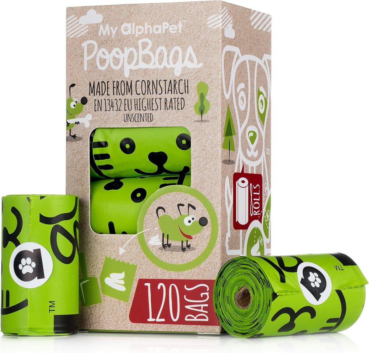 Bolsas Caca Perro Biodegradables
