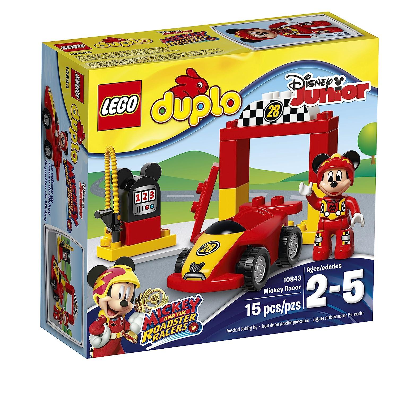 LEGO DUPLO Brand Disney Mickey Racer 10843 Building Kit (15