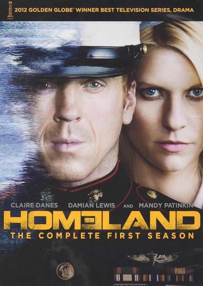 Homeland - Saison 1 : God bless America !