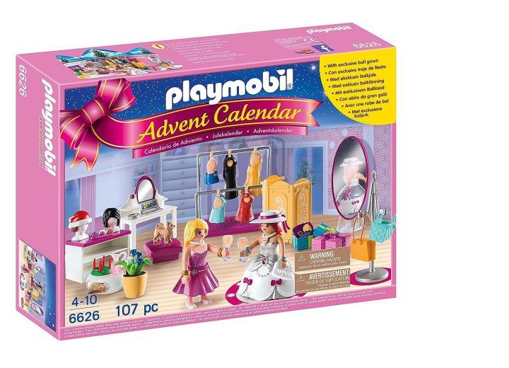 PLAYMOBIL Advent Calendar 'Dress Up Party' Playset