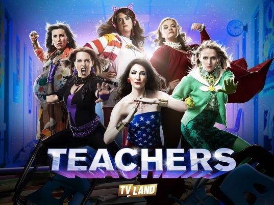 Image result for teachers tv land