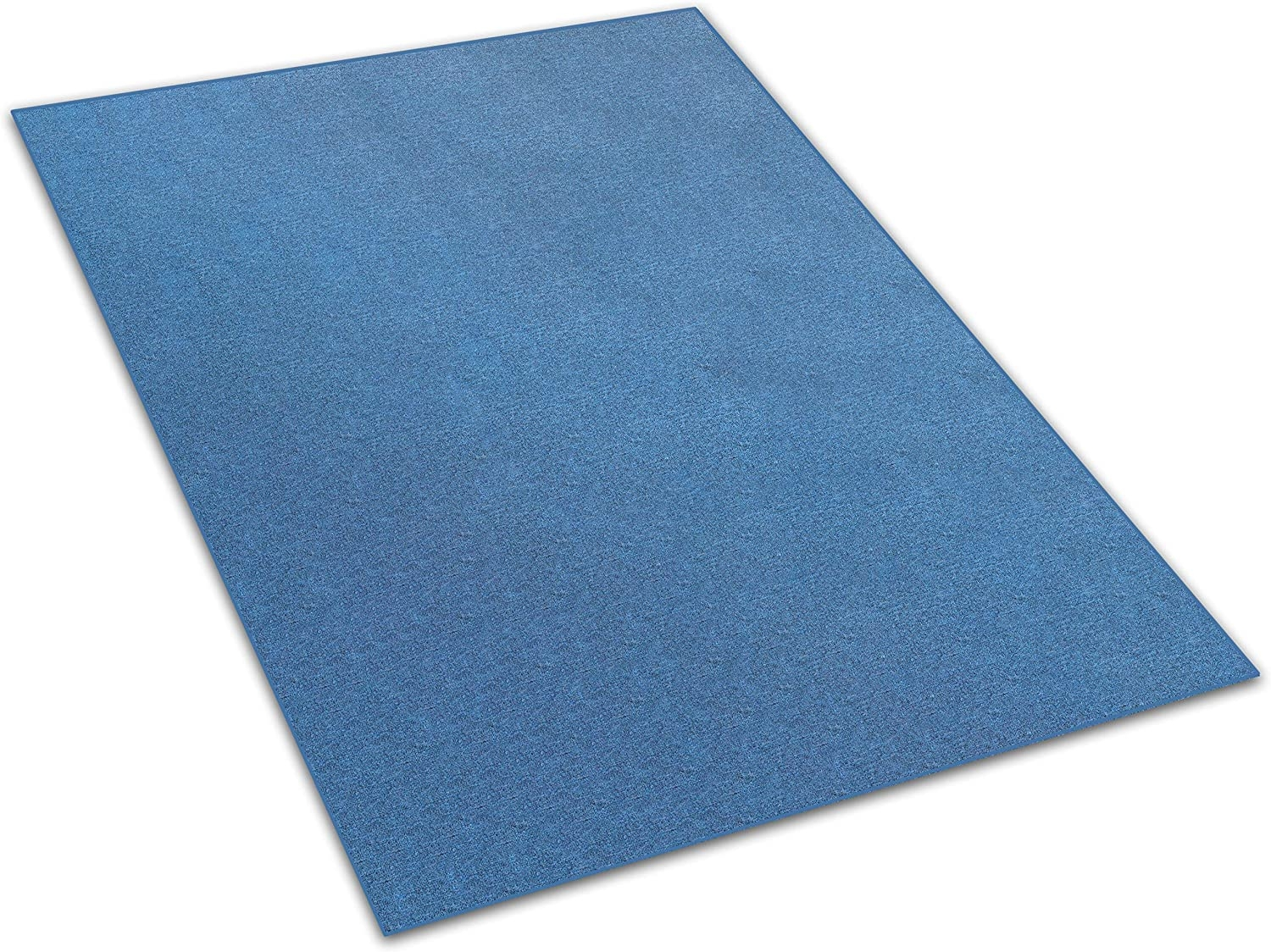 Amazon Com 2 5 X9 Runner Cobalt Indoor Outdoor Area Rug | Indoor Outdoor Carpet For Stairs | Slip Resistant Rubber Backing | Interior | Electric Blue | Stair Residential | Diamond Pattern