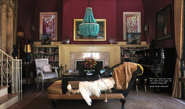 Image result for Novel Interiors: Living in Enchanted Rooms Inspired by Literature