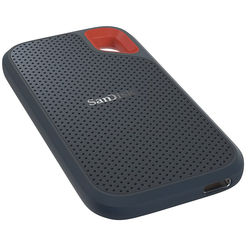 SanDisk Extreme Portable SSD is the second best external hard drive for gaming