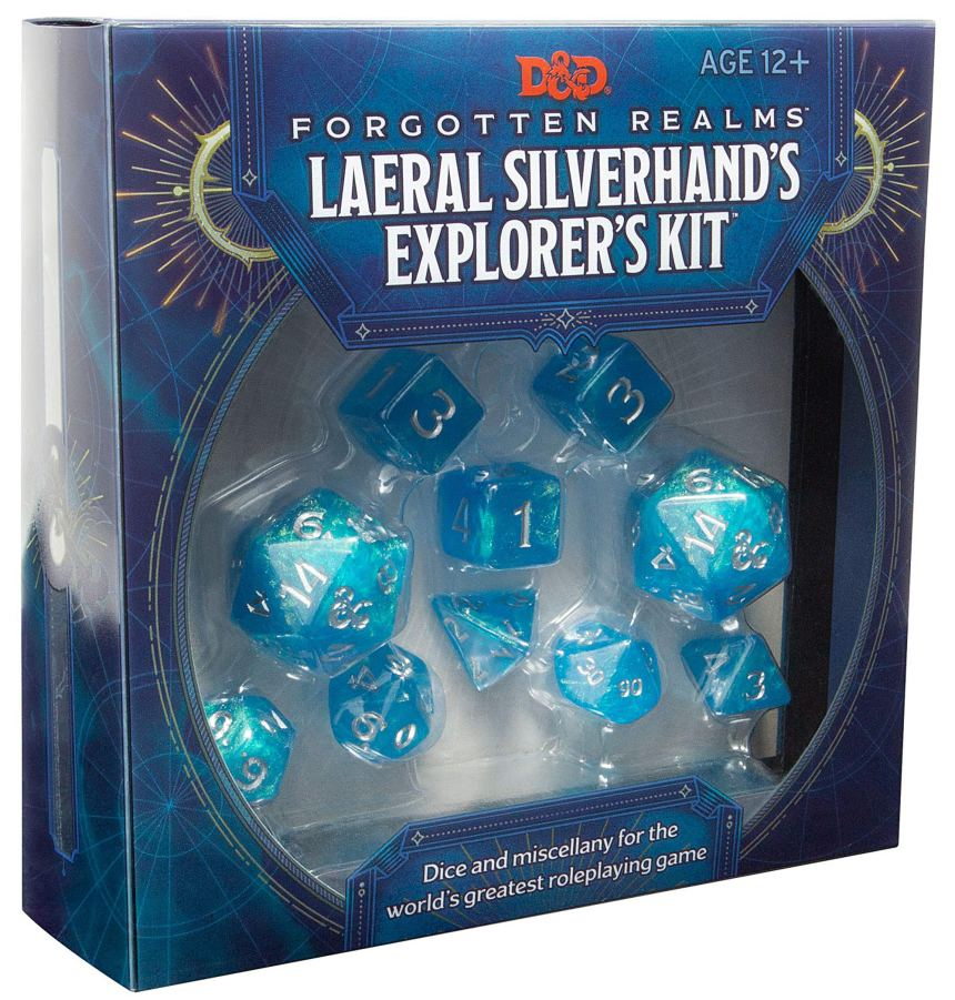 Image result for laeral silverhand's explorer's kit