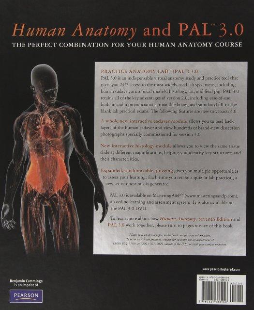 Human Anatomy Martini Timmons Periodic Diagrams Science