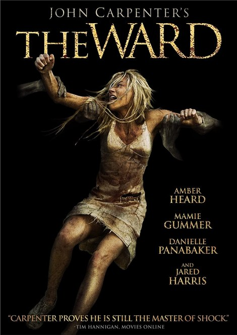Amazon.com: The Ward (2010): Amber Heard, Lyndsy Fonseca, Danielle ...