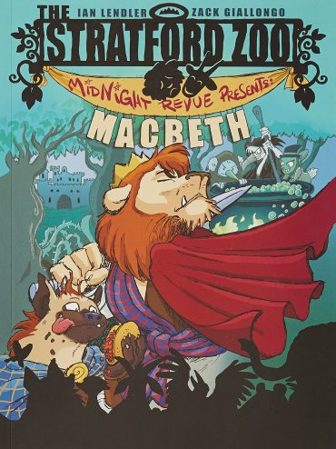 Image result for zoo macbeth graphic novel