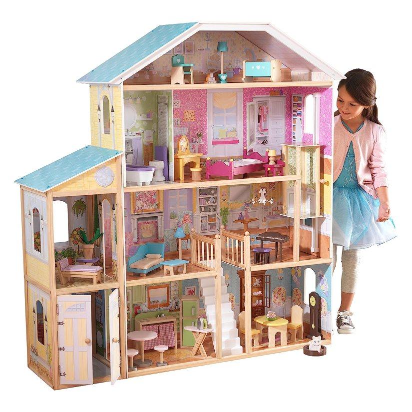 KidKraft 65252 Casa de muñecas de madera