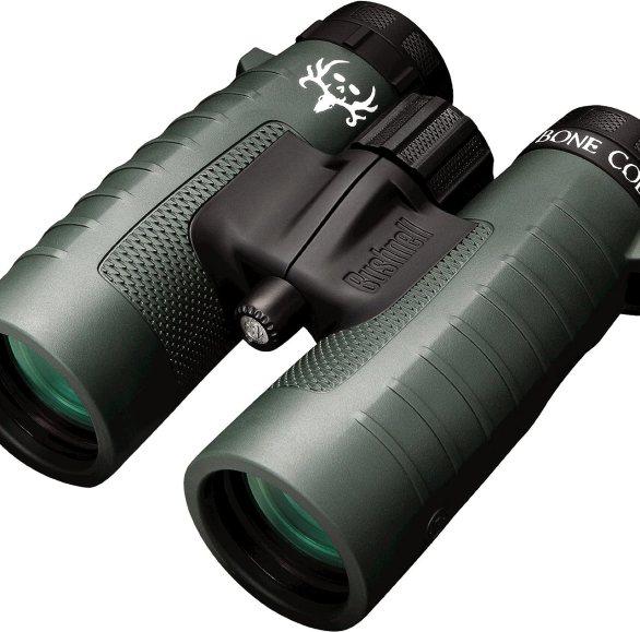 Bushnell Green Roof Trophy Binoculars, 10×42