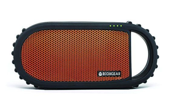 ECOXGEAR ECOCARBON Waterproof Bluetooth Speaker, Speakers Under 100