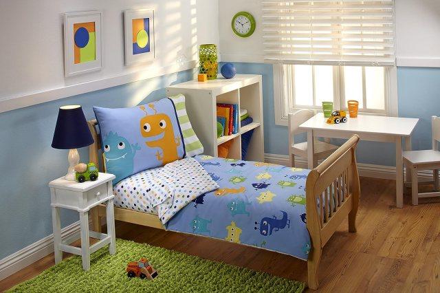 Kids Toddler Bedding Set
