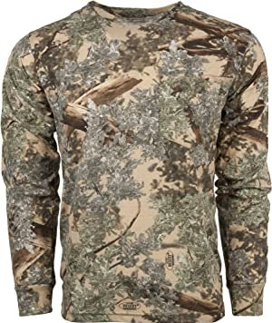 King's Camo Cotton Long Sleeve