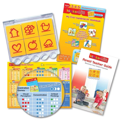 BambinoLUK Early Learning Starter