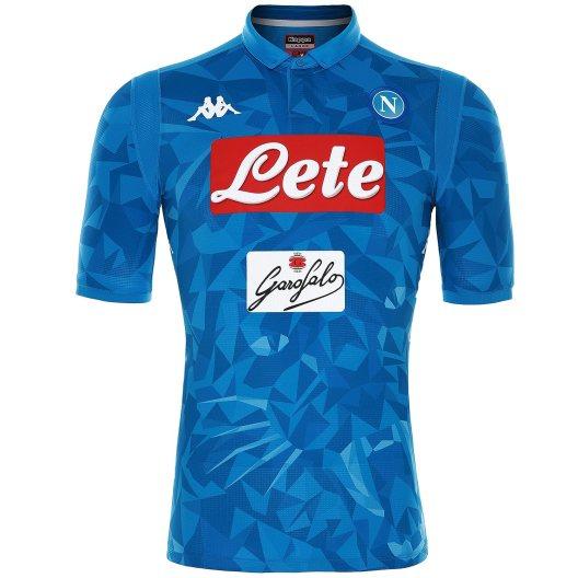 La maglia con la pantera del Napoli 2018-19 | Numerosette Magazine
