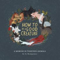 Image result for how to be a good creature book cover