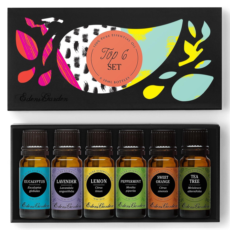 Edens garden essential oils sets organic palace queen - Edens garden essential oils amazon ...