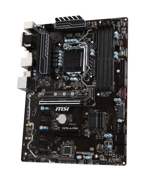 MSI Pro Series Intel Z270 review