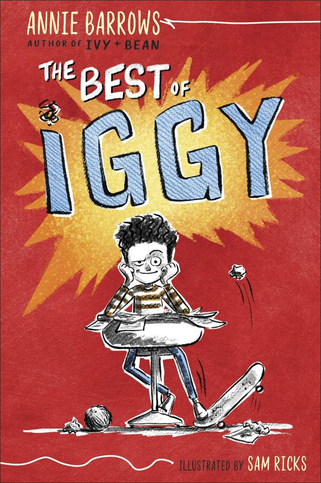 The Best of Iggy: Barrows, Annie, Ricks, Sam: 9781984813305: Amazon.com:  Books
