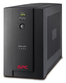 APC Back-UPS BX 1400 - Onduleur 1400VA 700W