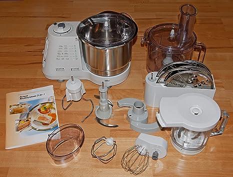 Braun Küchenmaschine Alt 2021