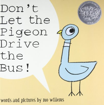 Don't Let the Pigeon Drive the Bus!: Mo Willems, Mo Willems: 8601416094786:  Amazon.com: Books