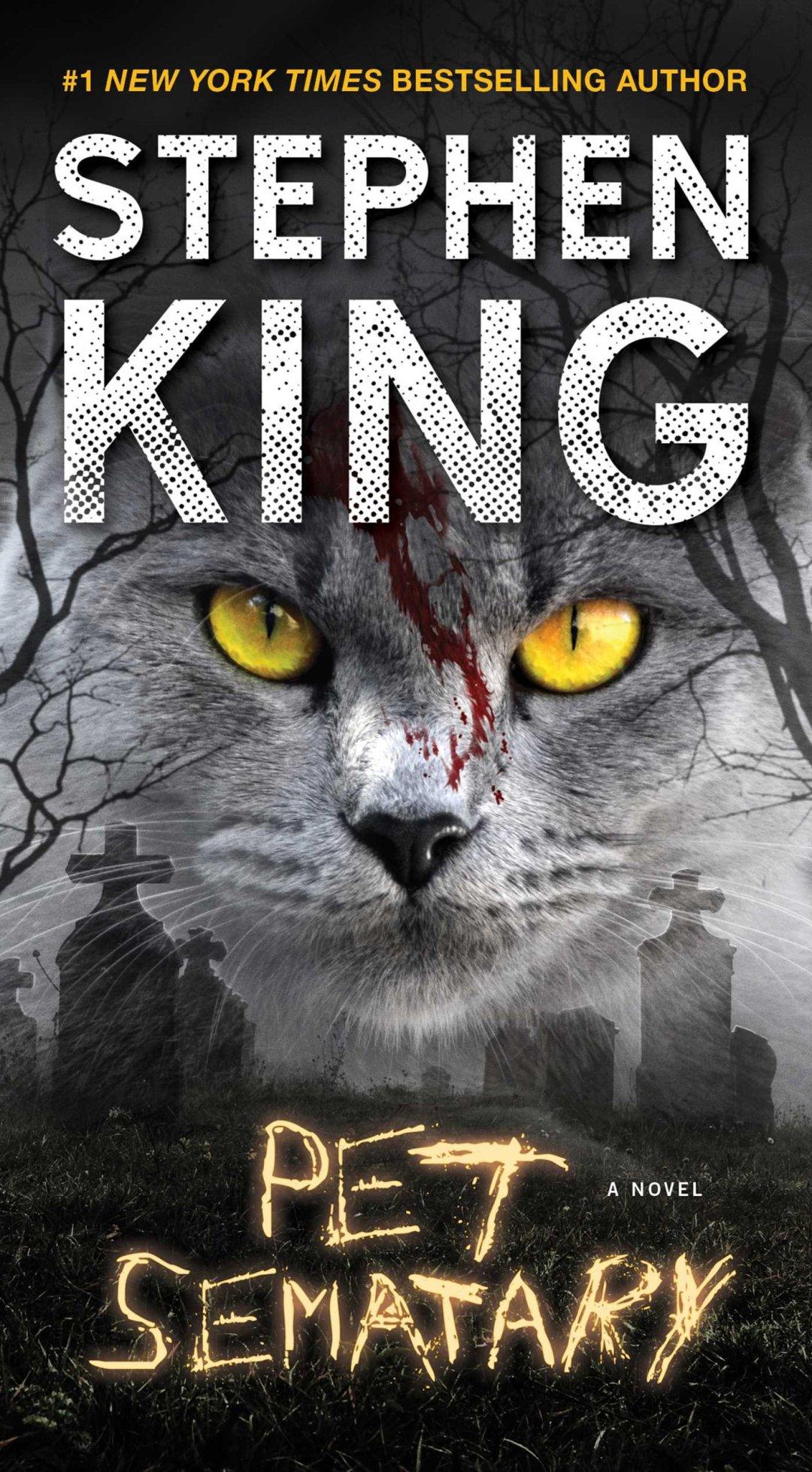 Pet Sematary: A Novel: King, Stephen: 9781501156700: Amazon.com: Books