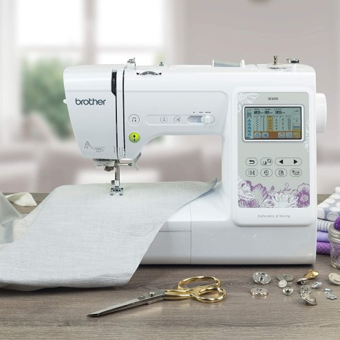 Brother SE600 Sewing and Embroidery Machine Reviews