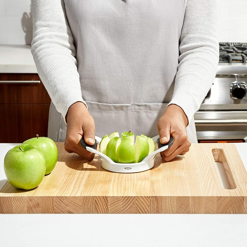 OXO Good Grips Apple Slicer, Corer and Divider