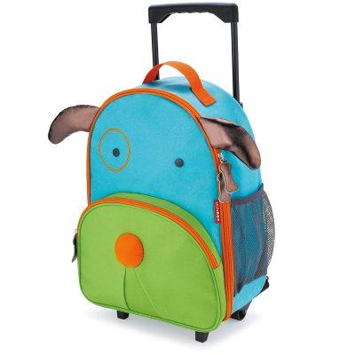 best kids luggage Skip Hop Zoo Little Kid