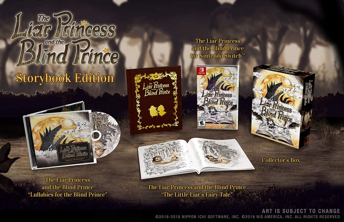 Image result for The Liar Princess and the Blind Prince