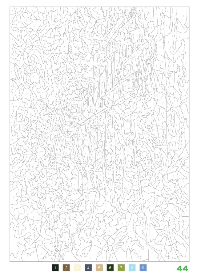 16 Nouveaux coloriages Mystères : Mariez, Jérémy: Amazon.de: Bücher