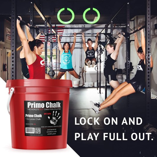 Primo Chalk lock on and play full out