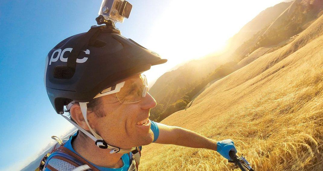 GoPro Action Camera Head Mount