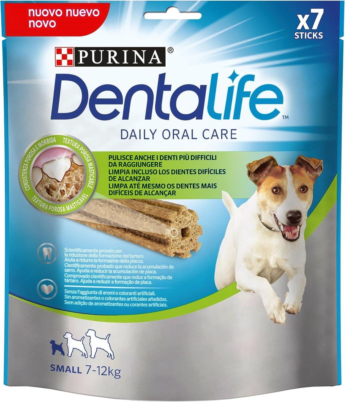 Purina Dentalife golosina dental para Perro Pequeño